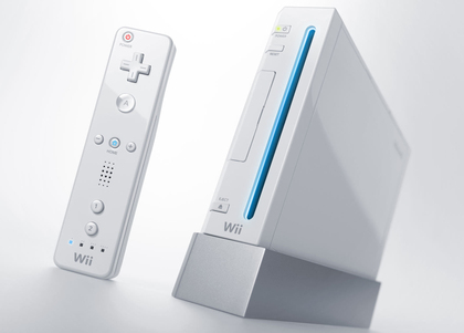 Photo de la Wii